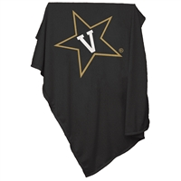 Vanderbilt Commodores NCAA Sweatshirt Blanket Throw