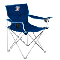 Oklahoma City Thunder NBA Deluxe Folding Chair