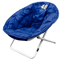 Jimmie Johnson NASCAR Adult Sphere Chair