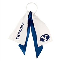 Brigham Young Cougars NCAA Ponytail Holder