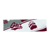 Montana Grizzlies NCAA Stretch Headband