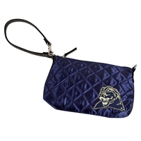 Pittsburgh Panthers NCAA Quilted Wristlet (Navy)