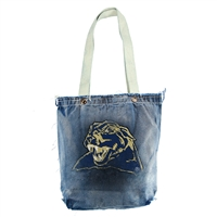 Pittsburgh Panthers NCAA Vintage Denim Shopper