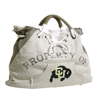 Colorado Golden Buffaloes NCAA Property Of Hoodie Tote