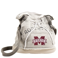 Mississippi State Bulldogs NCAA Property Of Hoodie Duffel