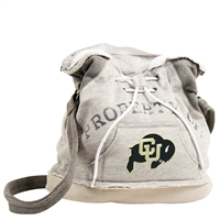 Colorado Golden Buffaloes NCAA Property Of Hoodie Duffel