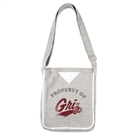 Montana Grizzlies NCAA Hoodie Crossbody Bag