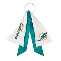 Miami Dolphins NFL Ponytail Holder