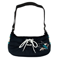 San Jose Sharks NHL Team Jersey Purse