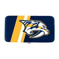 Nashville Predators NHL Shell Mesh Wallet