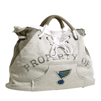 St. Louis Blues NHL Property Of Hoodie Tote