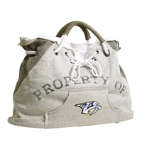 Nashville Predators NHL Property Of Hoodie Tote