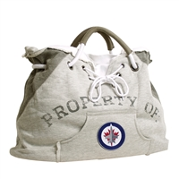 Winnipeg Jets NHL Property Of Hoodie Tote