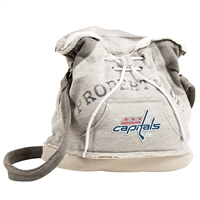 Washington Capitals NHL Property Of Hoodie Duffel