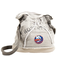 New York Islanders NHL Property Of Hoodie Duffel