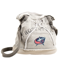 Columbus Blue Jackets NHL Property Of Hoodie Duffel