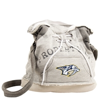 Nashville Predators NHL Property Of Hoodie Duffel