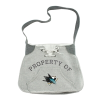 San Jose Sharks NHL Hoodie Sling Bag
