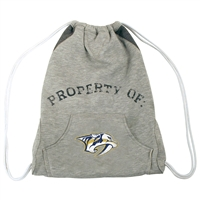Nashville Predators NHL Hoodie Clinch Bag