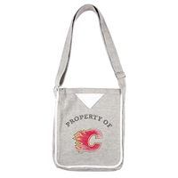 Calgary Flames NHL Hoodie Crossbody Bag