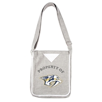 Nashville Predators NHL Hoodie Crossbody Bag