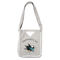 San Jose Sharks NHL Hoodie Crossbody Bag