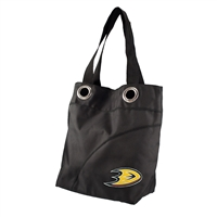 Anaheim Ducks NHL Color Sheen Tote (Black)
