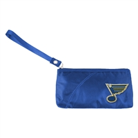 St. Louis Blues NHL Color Sheen Wristlet (Royal)