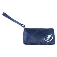 Tampa Bay Lightning NHL Color Sheen Wristlet (Navy)
