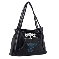 St. Louis Blues NHL Sport Noir Hoodie Purse