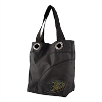 Anaheim Ducks NHL Sport Noir Sheen Tote