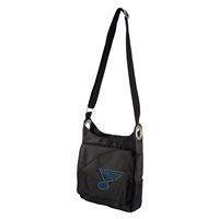 St. Louis Blues NHL Sport Noir Sheen Cross-body