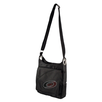 Carolina Hurricanes NHL Sport Noir Sheen Cross-body