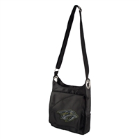 Nashville Predators NHL Sport Noir Sheen Cross-body