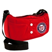 Washington Nationals MLB Team Jersey Purse