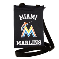 Miami Marlins MLB Game Day Pouch