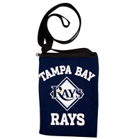 Tampa Bay Rays MLB Game Day Pouch