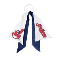 Cleveland Indians MLB Ponytail Holder