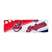 Cleveland Indians MLB Stretch Headband