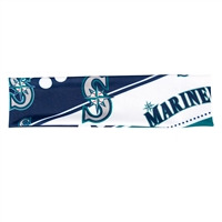 Seattle Mariners MLB Stretch Headband