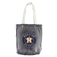 Houston Astros MLB Vintage Denim Shopper