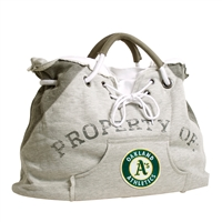 Oakland Athletics MLB Property Of Hoodie Tote