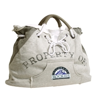 Colorado Rockies MLB Property Of Hoodie Tote