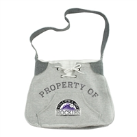 Colorado Rockies MLB Hoodie Sling Bag