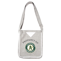 Oakland Athletics MLB Hoodie Crossbody Bag