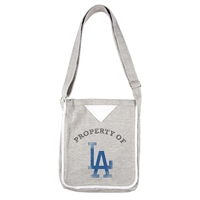 Los Angeles Dodgers MLB Hoodie Crossbody Bag