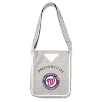 Washington Nationals MLB Hoodie Crossbody Bag