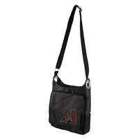 Arizona Diamondbacks MLB Sport Noir Sheen Cross-body