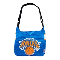New York Knicks NBA Team Jersey Tote