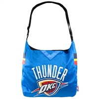 Oklahoma City Thunder NBA Team Jersey Tote